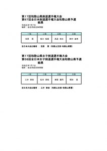 全日本男女選手権のサムネイル